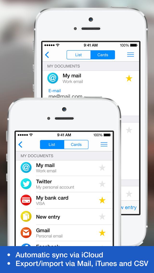 AllPass Pro screenshot 3