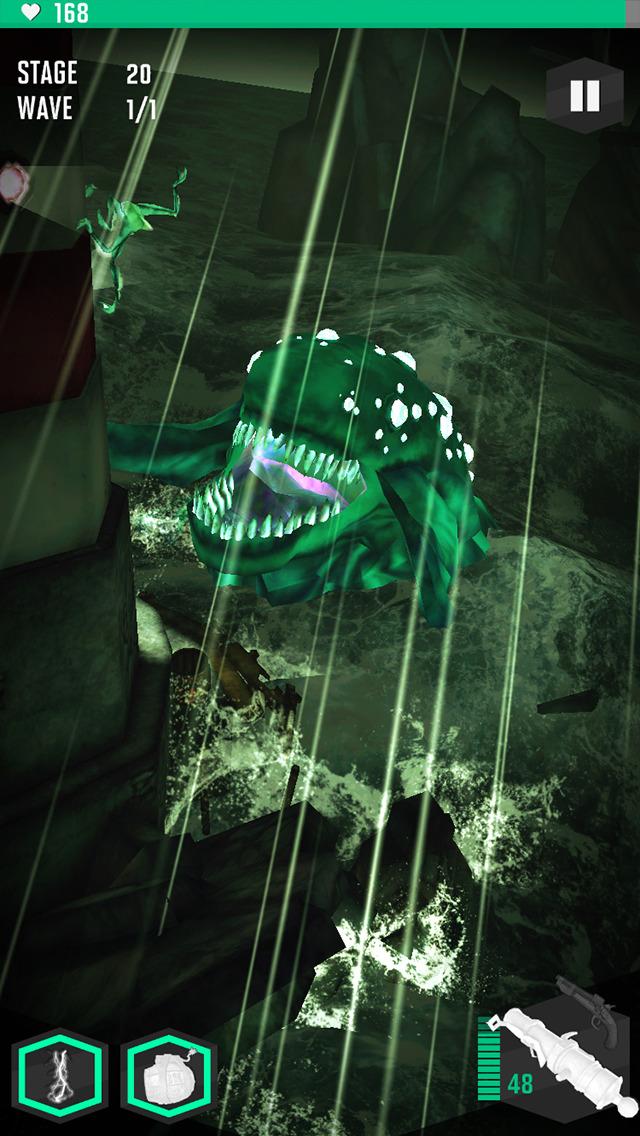 Shoggoth Rising screenshot 5