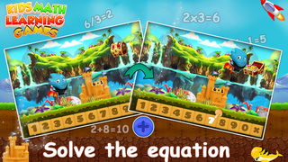 Kids Math Learning Games screenshot 2