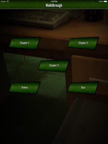 Walkthrough for The Trace Murder Mystery screenshot 3