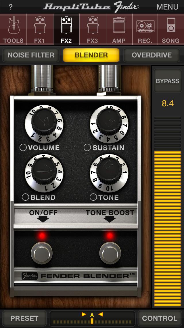AmpliTube Fender™ screenshot 3