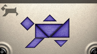 TanZen - Relaxing tangram puzzles screenshot 3