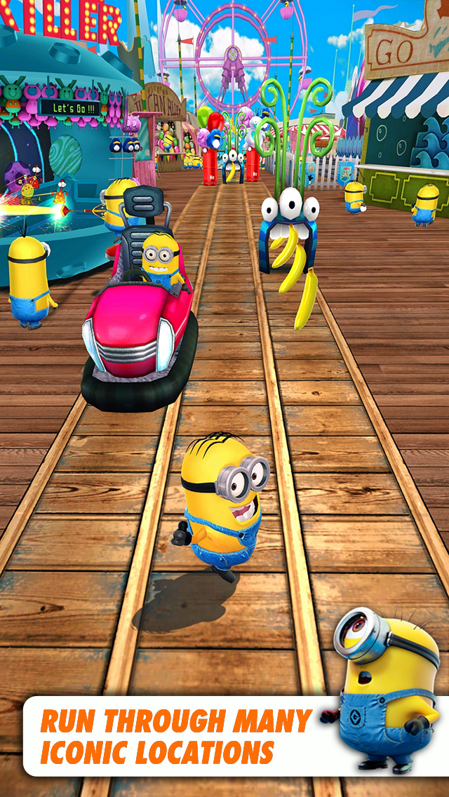 Minion Rush screenshot 1