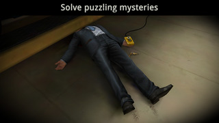 The Trace: Murder Mystery Game - Analyze evidence and solve the criminal case screenshot 1