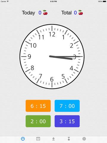 Fan Clock (Teaches How To Read The Clock) screenshot 6
