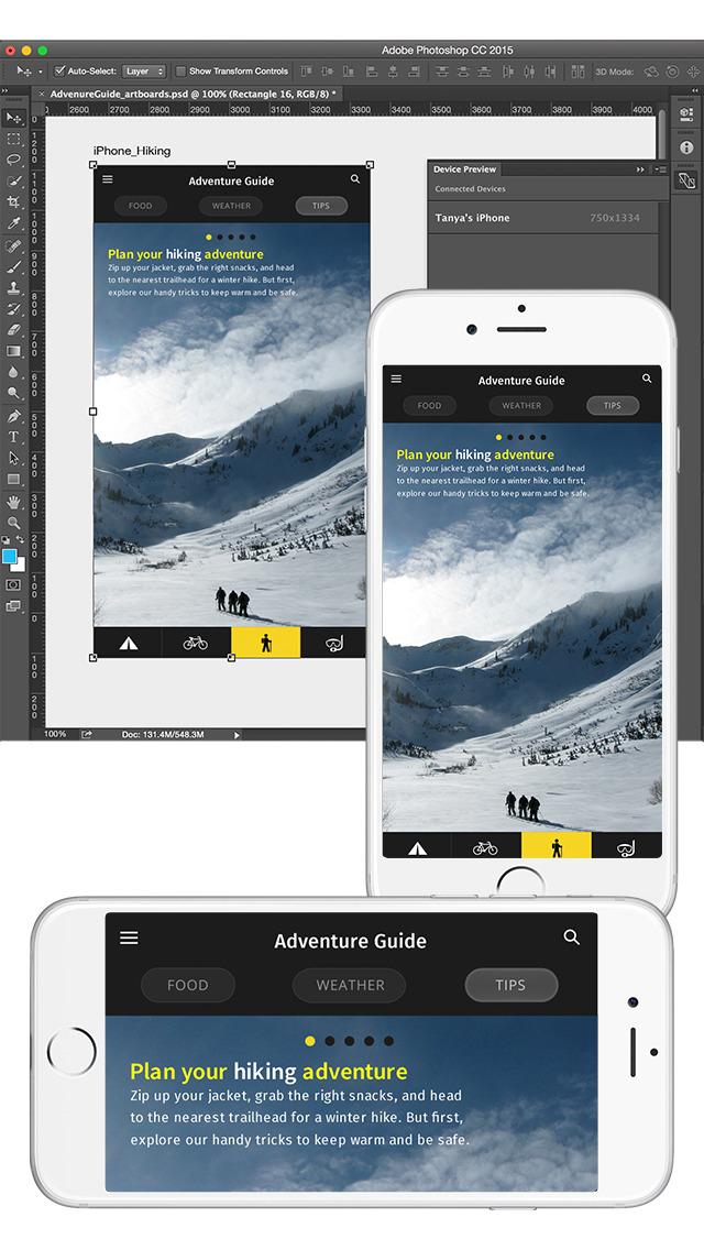 Adobe Preview CC screenshot 4