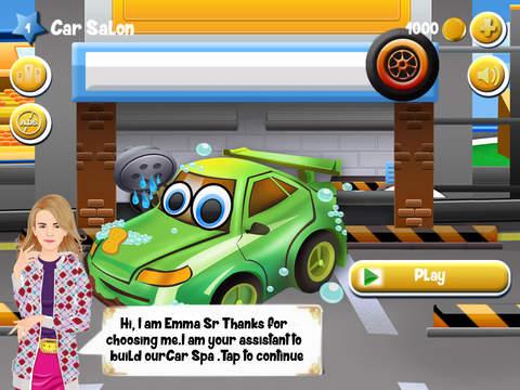 Classic Car Spa by Emma Jr screenshot 6