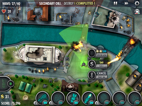 iBomber Defense Pacific screenshot 6