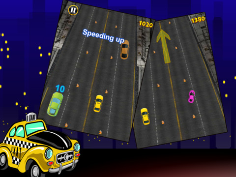 Taxi Warrior Pro screenshot 7