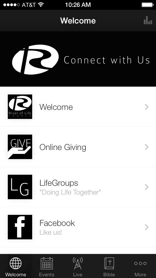 River of Life Church screenshot 1