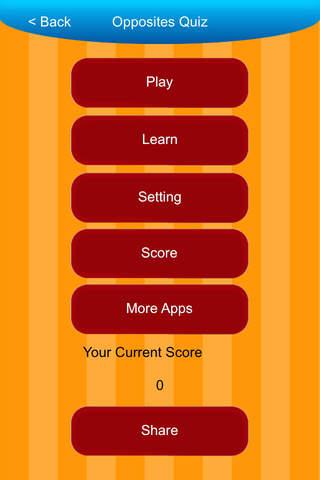 Learn English Quiz - náhled