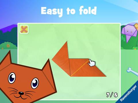 Play-Origami Pets screenshot 6