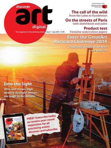 Discover Art – The Magazine For All Practising Artists screenshot 5