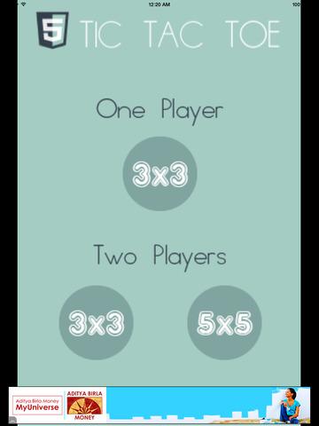 Math Tic Tac Toe screenshot 5