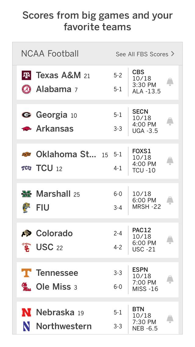 ESPN Championship Drive screenshot 4