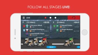Cycling Tour App - La Vuelta 2015 edition Pro screenshot 5
