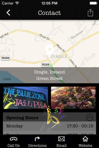 The Blue Zone Jazz Wine Bar - náhled