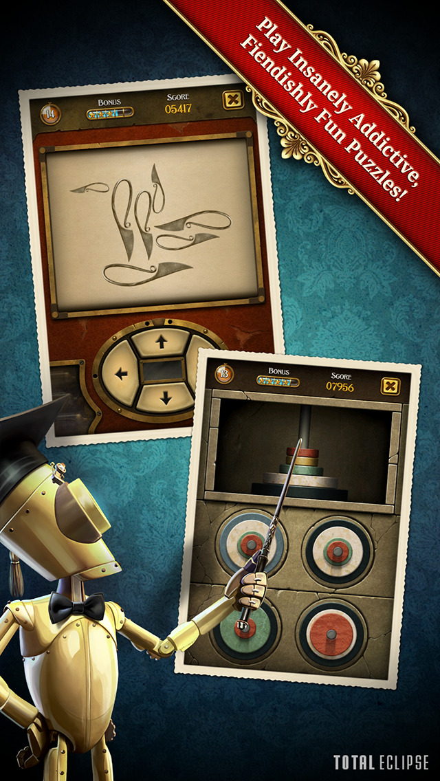 Clockwork Brain Training | Memory & Attention Game screenshot 2