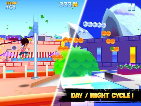 Skyline Skaters screenshot 8