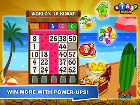 Bingo Bash HD - Bingo & Slots screenshot 5