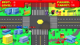Fast Traffic Cars PRO screenshot 3