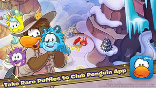 Club Penguin Puffle Wild screenshot 4