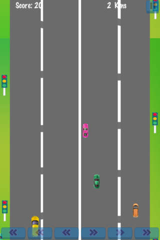 Street Drag Mania - Furious Race Cars Dash LX - náhled