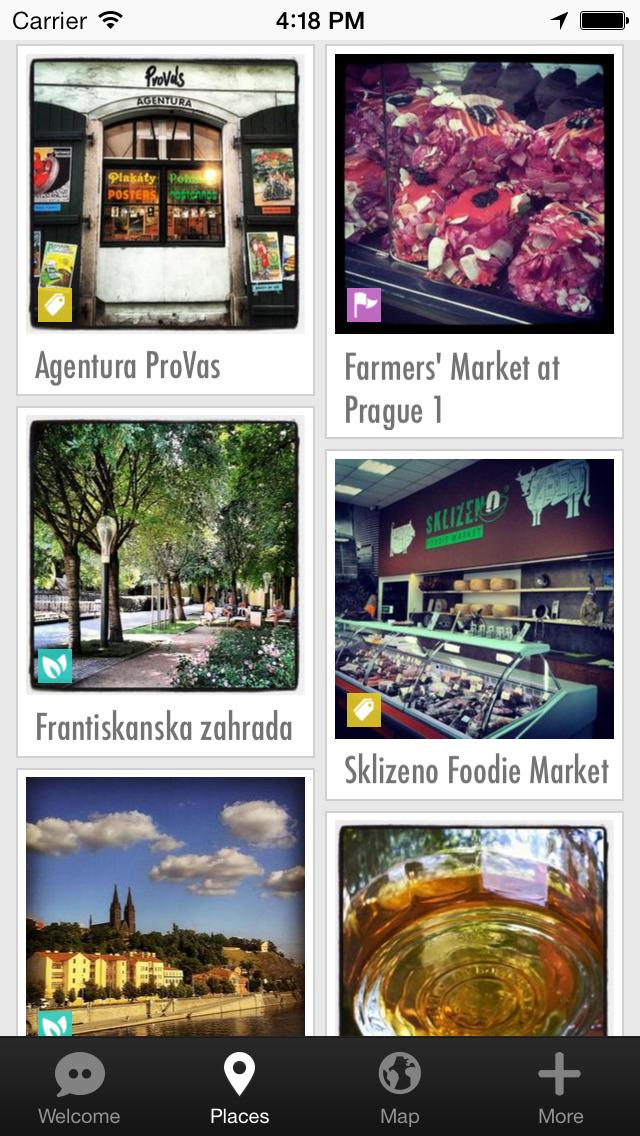 Prague Urban Adventures - Travel Guide Treasure mApp screenshot 2