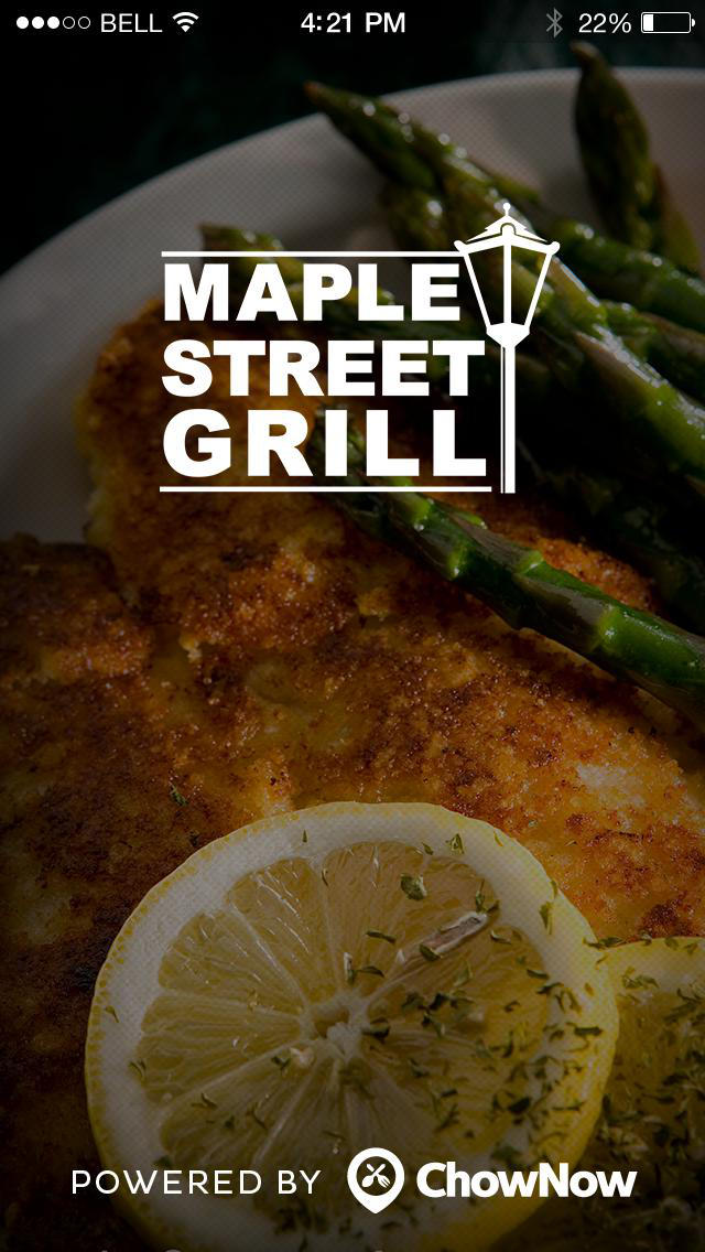 Maple Street Grill screenshot 1