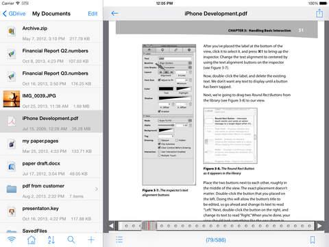 GDrive for Google Drive screenshot 8