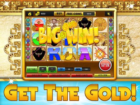 Aces Temple Slots Casino - Epic Top Prize Seekers Slot Machine Games Free screenshot 7