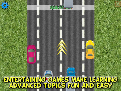 Sixth Grade Learning Games screenshot 7