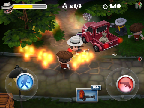 Mafia Rush™ screenshot #3