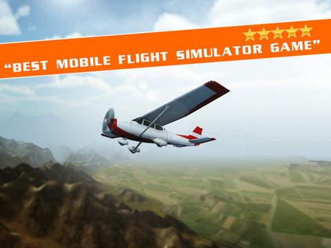 Flight Pilot Simulator 3D! screenshot 7