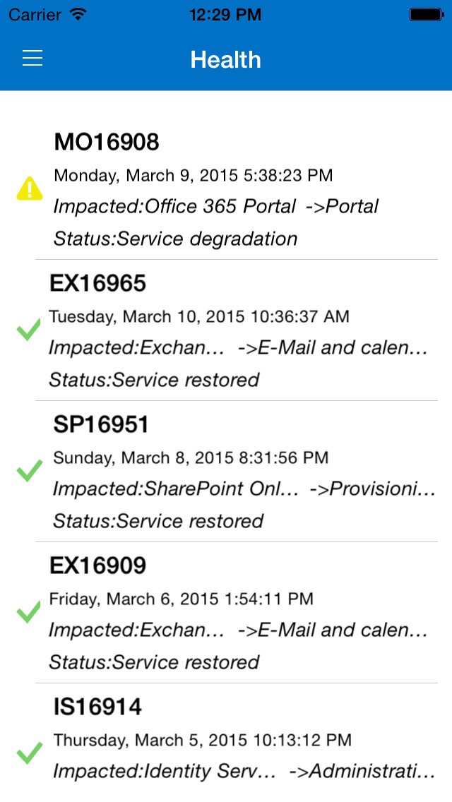 Microsoft 365 Admin screenshot #4