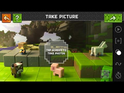 Minecraft Stop-Motion Movie Creator screenshot 7