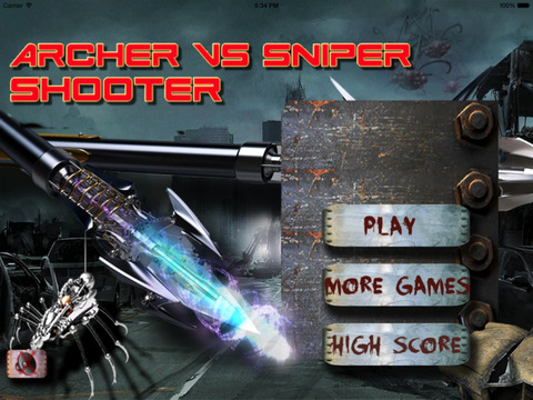 Archer Vs Sniper Shooter : Bow And Arrow Game screenshot 10