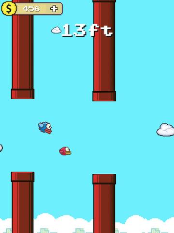 Flappy Hero Fly High screenshot 7