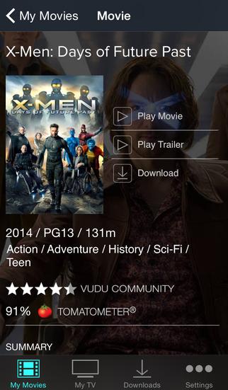 Vudu - Movies & TV screenshot 5