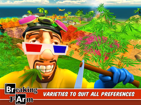 Breaking Farm: The best grow marijuana sim with weed and bad pot screenshot 6