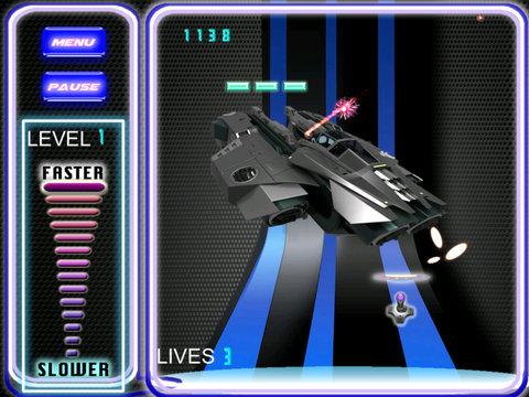 Bricks Neon Arcade Mania screenshot 8