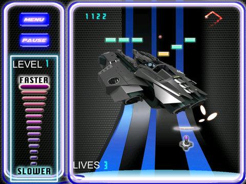Bricks Neon Arcade Mania screenshot 10