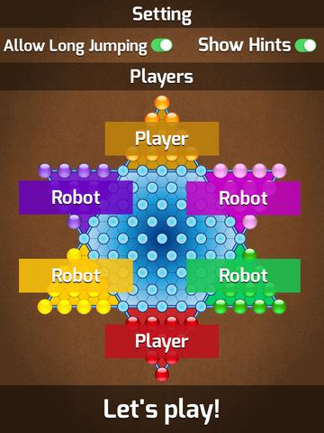 Chinese Checkers™ screenshot 8