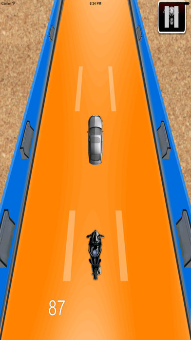 Advance Bike Race Pro - Motorcycle Chase screenshot 5