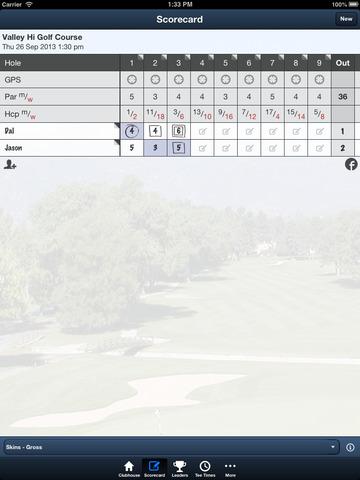 City of Colorado Springs Golf screenshot 9