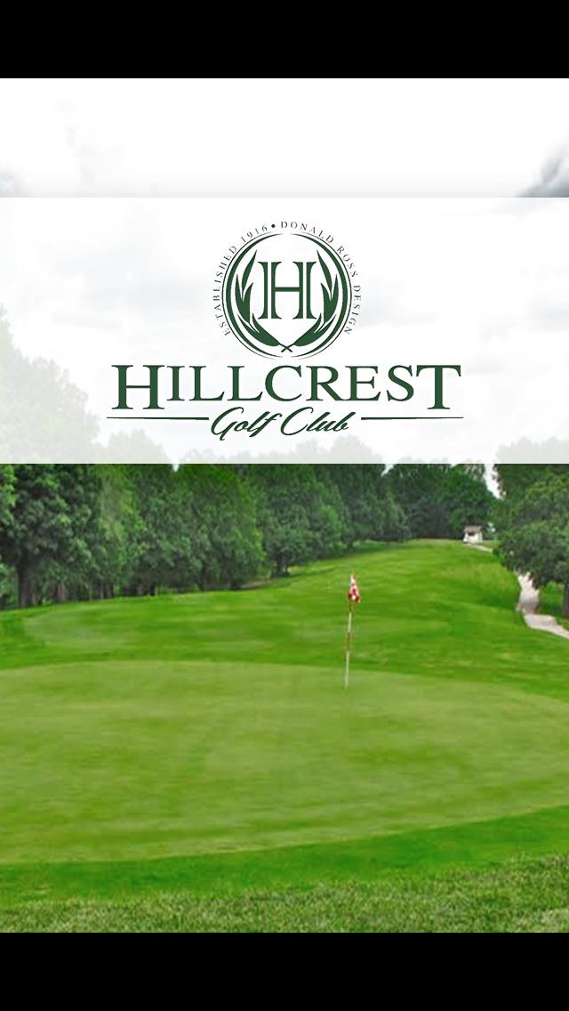 Hillcrest Golf & Country Club screenshot 1