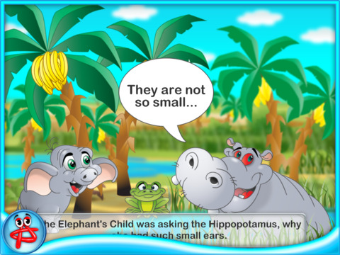 The Elephant's Child screenshot 7
