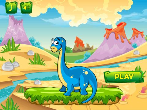 Dinosaur Jump Run screenshot 3