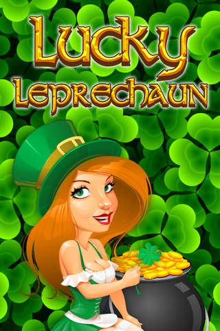 The Amazing Lucky Leprechaun and the Wild Crazy Fr - náhled