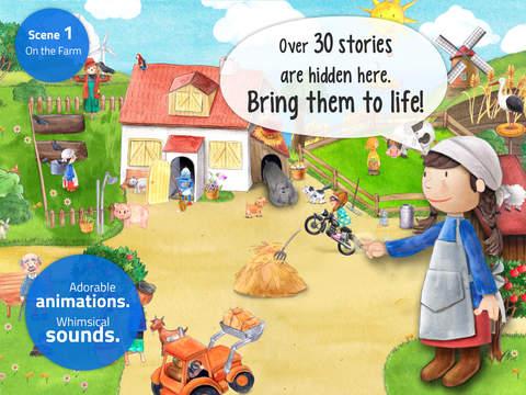 Tiny Farm: Animals & Tractor screenshot 7